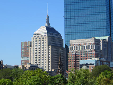 Hotels in the Back Bay District of Boston