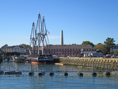 Charlestown District of Boston