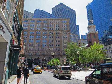 Hotels in Downtown Boston